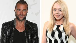 Philipp Plein und Tiffany Trump
