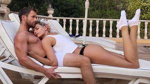 Heißes Paarfoto: Philipp Stehler turtelt mit Model-Freundin