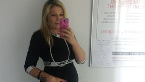 """Im 7. Monat: """"Goodbye Deutschland""""-Phyllis zeigt Baby-Bauch!"""