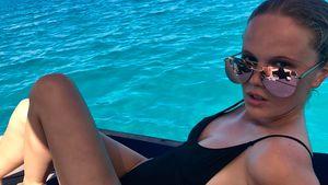Sexy Bikini-Pics von GNTM-Pia: SIE soll Curvy-Model sein?