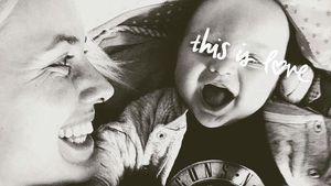 Glückliche Pia Tillmann: Liebevolle Worte an Baby Henry!