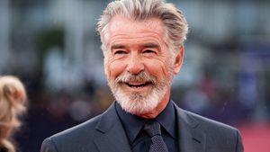 Neuer Style: Pierce Brosnan lässt den Bart weiter wachsen!