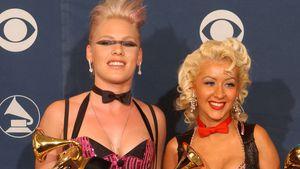Nach Diven-Beef: Pink & Christina Aguilera singen zusammen