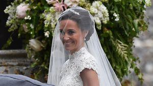 Pippa Middleton bei ihrer Hochzeit