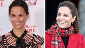Mit Babynamen: Pippa Middleton ehrt Schwester Kate