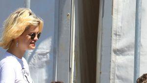 Festival-Fun: Pixie Geldof und Alexa Chung!