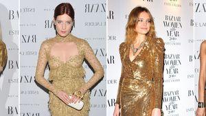 Natalia Vodianova, Florence Welch und Poppy Delevigne