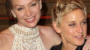 Schock! Ellen DeGeneres' Frau ist schwer krank