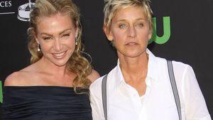 Plant Ellen DeGeneres ein Baby mit Ehefrau Portia?