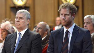 Als Einziger? Prinz Andrew empfing Harry mit offenen Armen