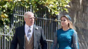 Skandal-Pause: Prinz Andrew hat Beatrice zum Altar geführt!