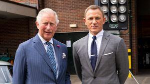"""Im Dienste seiner Majestät: Prinz Charles am """"Bond 25""""-Set"""
