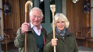 Zauberhafte Weihnachtsgrüße von Prinz Charles und Camilla!