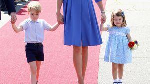 Dank Royals: Briten nennen ihre Kids George & Charlotte
