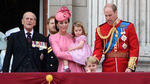 Die britischen Royals 2017 in London
