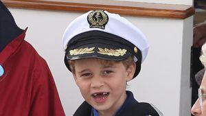 Prinz George bekommt von Patentante extra nerviges Spielzeug