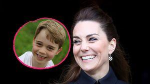 Mama Kate verrät: Davon ist Prinz George total fasziniert!