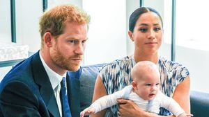 Meghan und Harrys Sohn Archie (2) lernt schon das Zählen!