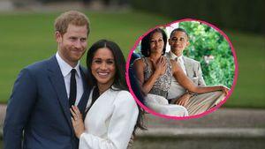 Hochzeit von Prinz Harry & Meghan: Die Obamas sollen kommen!