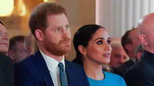 Offiziell: Harry und Meghan lösen ihre royale Stiftung auf