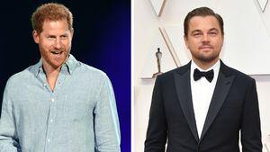 Prinz Harry und Leo DiCaprio starten gemeinsame Kampagne