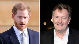 Piers Morgan glaubt nicht an Rassismus im königlichen Palast