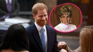 Wurde Prinz Harrys Rücktritt von Mutter Diana beeinflusst?