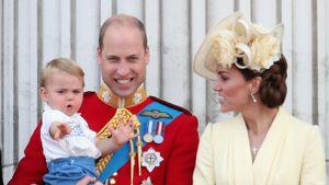 Prinz Louis will immer Video-Anrufe seiner Eltern beenden!
