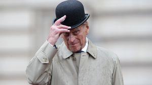 So herzlich nahm Prinz Philip neue Royals in der Familie auf