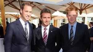 King-Arthur-Dreh: Charlie Hunnam verknallt in David Beckham