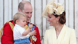 Nicht Mama oder Papa: Kate verrät Louis' allererstes Wort!
