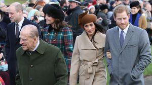 Royaler Kirchengang: Meghans 1. Messe mit Harry, Kate & Co.!