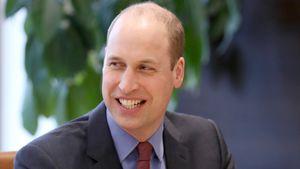 Prinz William verrät: Das Baby könnte jeden Moment kommen!
