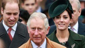 So war Charles in William und Kates Hochzeit involviert
