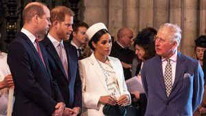 Nach Fehlgeburt: Royal-Family leidet mit Herzogin Meghan