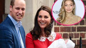Gigi & Co.: Mit diesen Stars hat Kates 3. Baby Geburtstag!
