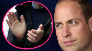 Aus diesem Grund trägt Prinz William nie einen Ehering!