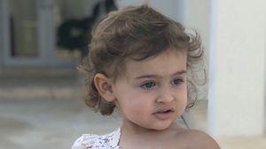 Süßes Geburtstagsbild: Prinzessin Adrienne ist schon zwei