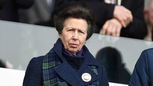 Prinzessin Anne in Sicherheit: Mann nach Drohanrufen gefasst