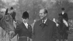 Nach Philips Tod (†99): Prinzessin Anne rührt mit Statement