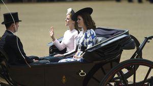 Eugenies Blumenkinder: Robbie Williams' Tochter ist dabei!