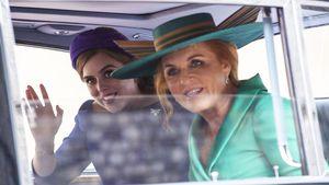 Mama Fergie wird bei Beatrices Hochzeit Geschichte schreiben