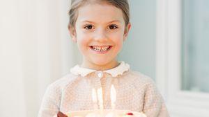 6 Jahre: Prinzessin Estelles niedlichste Frechdachs-Momente