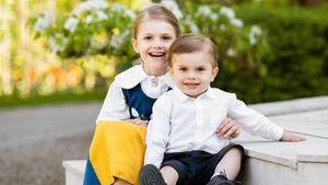 Zum Nationalfeiertag: Prinz Oscar von Schweden lacht endlich