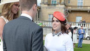 Fashion-Fehltritt? Prinzessin Eugenie im Horror-Dress