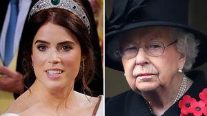 Schwangere Eugenie: Bricht die Queen mit royaler Tradition?