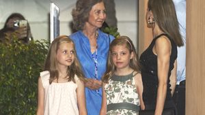 Mini-Prinzessinnen: Leonor (10) & Sofía (9) sind echte Ladys
