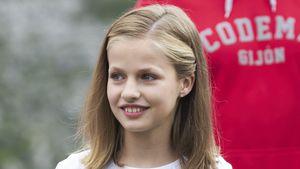 Royal-Premiere: Prinzessin Leonor hält bald erste Rede