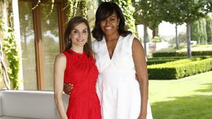 Mächtige BFFs: Michelle Obama & Königin Letizia in Madrid