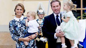 Baby-Überraschung: Prinzessin Madeleine ist wieder schwanger